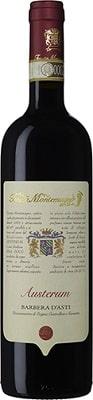 Austerum Barbera d`Asti Classico rött vin Italien