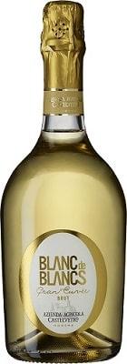Blanc de Blancs, Spumante Brut, Italien, mousserande vin, Torrt vin
