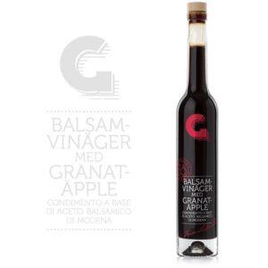 Balsamvinäger med Granatäpple