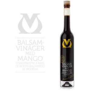 Balsamvinäger med Mango