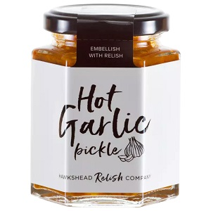 Hot Garlic Pickle