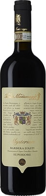 Mysterium, Barbera d'Asti Superiore, Italien, Rött vin