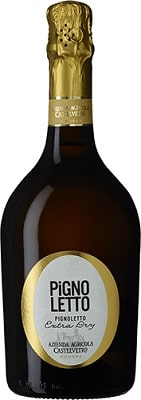 Pignoletto, Spumante Extra Dry, Italien, Mousserande vin, Torrt vin