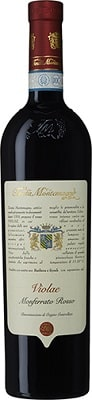 Violae Monferrato Rosso D.O.C. rött vin från 2018, Italien