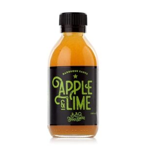 BBQ Gypsy Smoke Apple & Lime