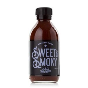 BBQ Gypsy Smoke Sweet & Smoky