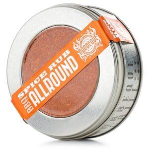 Spice rub allround