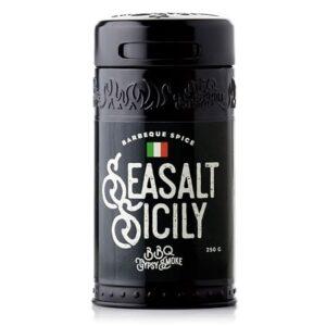 BBQ Seasalt Sicily